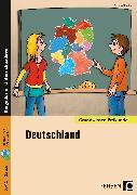 Cover-Bild zu Deutschland von Spellner, Cathrin