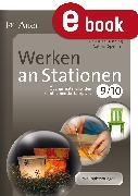 Cover-Bild zu Werken an Stationen Klasse 9-10 (eBook) von Spellner, Cathrin