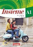 Cover-Bild zu Insieme, Italienisch, Aktuelle Ausgabe, A1, Sprachtraining von Colombo, Federica