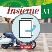 Cover-Bild zu Insieme, Italienisch, Aktuelle Ausgabe, A1, Kurs- und Arbeitsbuch mit Hörtexte-CDs und Sprachtrainer, 020157-0 und 020205-8 im Paket von Colombo, Federica