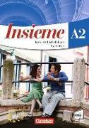 Cover-Bild zu Insieme, Italienisch, Aktuelle Ausgabe, A2, Kurs- und Arbeitsbuch, Sprachführer und Hörtexte-CD von Colombo, Federica