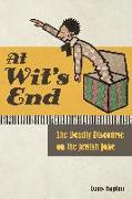Cover-Bild zu Kaplan, Louis: At Wit's End: The Deadly Discourse on the Jewish Joke