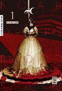 Cover-Bild zu Satomi, Yuu: Noah of the Blood Sea 01