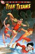 Cover-Bild zu Wolfram, Amy: Teen Titans: Year One
