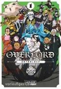 Cover-Bild zu Maruyama, Kugane: OVERLORD Official Comic À La Carte Anthology 1