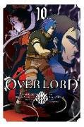 Cover-Bild zu Kugane Maruyama: Overlord, Vol. 10 (manga)