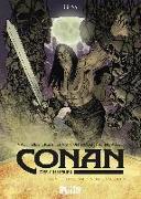Cover-Bild zu Howard, Robert E.: Conan der Cimmerier: Die Menschenfresser von Zamboula
