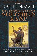 Cover-Bild zu Howard, Robert E.: The Savage Tales of Solomon Kane