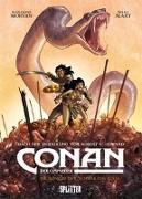 Cover-Bild zu Morvan, Jean-David: Conan der Cimmerier. Band 1