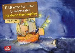 Cover-Bild zu Die kleine Meerjungfrau. Kamishibai Bildkartenset von Andersen, Hans Christian