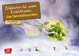 Cover-Bild zu Das Tannenbäumchen. Kamishibai Bildkartenset von Büchner, Luise