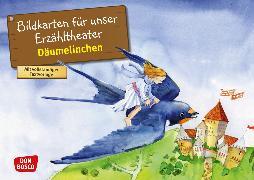 Cover-Bild zu Däumelinchen. Kamishibai Bildkartenset von Andersen, Hans Christian