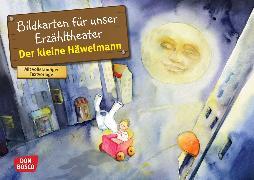 Cover-Bild zu Der kleine Häwelmann. Kamishibai Bildkartenset von Brandt, Susanne