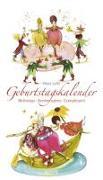 Cover-Bild zu Geburtstagskalender von Lefin, Petra (Illustr.)