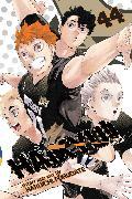 Cover-Bild zu Haruichi Furudate: Haikyu!!, Vol. 44