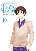 Cover-Bild zu Natsuki Takaya: Fruits Basket Collector's Edition, Vol. 10