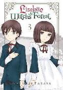 Cover-Bild zu Natsuki Takaya: Liselotte & Witch's Forest, Vol. 3