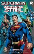 Cover-Bild zu Bendis, Brian Michael: Superman: Der Mann aus Stahl