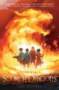 Cover-Bild zu Kaufman, Amie: Elementals: Scorch Dragons (eBook)
