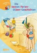 Cover-Bild zu LESEMAUS zum Lesenlernen Sammelbände: Die besten Ferien-Silben-Geschichten von Schwenker, Antje