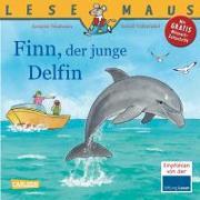Cover-Bild zu Finn, der junge Delfin von Neubauer, Annette