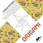 Cover-Bild zu Roojen, Pepin Van: Origami Chinese Patterns