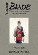 Cover-Bild zu Samura, Hiroaki: Blade of the Immortal Deluxe Volume 1