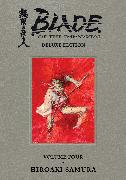 Cover-Bild zu Samura, Hiroaki: Blade of the Immortal Deluxe Volume 4