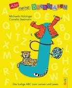 Cover-Bild zu Alle meine Buchstaben - J von Holzinger, Michaela