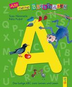 Cover-Bild zu Alle meine Buchstaben - A von Hämmerle, Susa