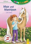 Cover-Bild zu LESEZUG/3. Klasse: Max und Marzipan von Treiber, Jutta
