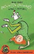 Cover-Bild zu Prinzessin Grünerbse schlägt drei Purzelbäume von Treiber, Jutta
