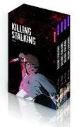 Cover-Bild zu Koogi: Killing Stalking Season I Complete Box (4 Bände)
