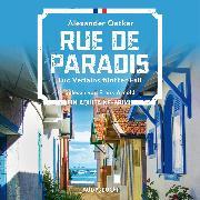 Cover-Bild zu Oetker, Alexander: Rue de Paradis (ungekürzt) (Audio Download)