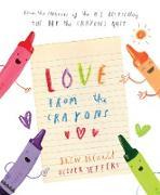 Cover-Bild zu Daywalt, Drew: Love from the Crayons