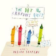 Cover-Bild zu Jeffers, Oliver (Illustr.): Day The Crayons Quit (eBook)