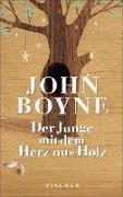 Cover-Bild zu Boyne, John: Der Junge mit dem Herz aus Holz (eBook)
