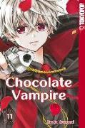 Cover-Bild zu Kumagai, Kyoko: Chocolate Vampire 11