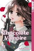Cover-Bild zu Kumagai, Kyoko: Chocolate Vampire 12