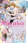 Cover-Bild zu Kumagai, Kyoko: Miyako - Auf den Schwingen der Zeit 09