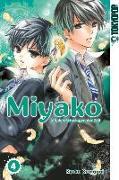Cover-Bild zu Kumagai, Kyoko: Miyako - Auf den Schwingen der Zeit 04