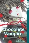 Cover-Bild zu Kumagai, Kyoko: Chocolate Vampire 03