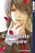 Cover-Bild zu Kumagai, Kyoko: Chocolate Vampire 05