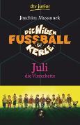 Cover-Bild zu Masannek, Joachim: Die Wilden Fußballkerle Band 4