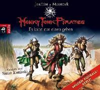Cover-Bild zu Masannek, Joachim: Honky Tonk Pirates - Es kann nur einen geben (Audio Download)