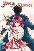 Cover-Bild zu Mizuho Kusanagi: Yona of the Dawn, Vol. 24