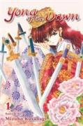 Cover-Bild zu Mizuho Kusanagi: Yona of the Dawn, Vol. 1