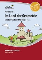 Cover-Bild zu Im Land der Geometrie (Set) von Baack, Wibke