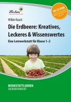 Cover-Bild zu Die Erdbeere: Kreatives, Leckeres & Wissenswertes (Set) von Baack, Wibke