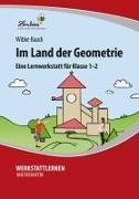 Cover-Bild zu Im Land der Geometrie (PR) von Baack, Wibke